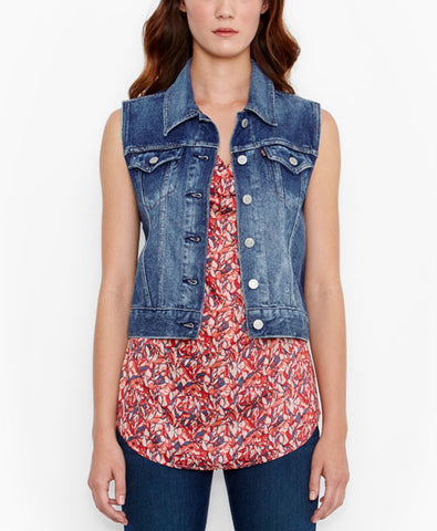 Levi's Denim The Trucker Vest 770740033