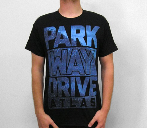 Parkway Drive T-Shirt Atlas Wave - Men's