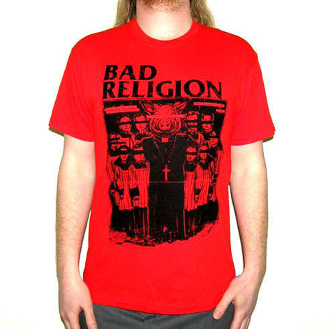 Bad Religion Pig - Red