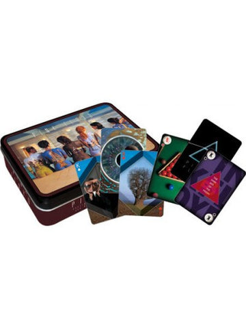 Pink Floyd Back Catalogue Special Edition Playing Card Set Famous Rock Shop Newcastle NSW Australia