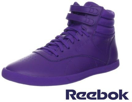 Reebok F/S Hi Mini Purple