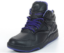 Reebok Pump Omni Lite Black/ Fearless Purple