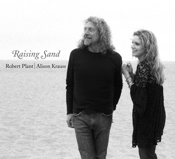 Robert Plant - Alison Krauss Raising Sand  FAMOUS ROCK SHOP 517 Hunter street Newcastle 2300 NSW Australia