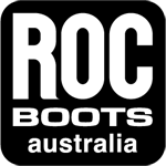 Roc Boots Nimbin Black Leather Boot
