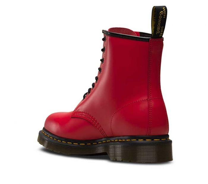 Dr Martens 1460 8 Eye Boot Satchel Red Smooth 24614636 Famous Rock Shop Newcastle 2300 NSW Australia5