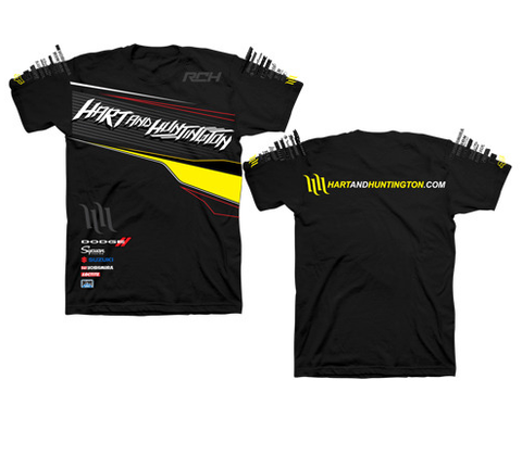 Hart & Huntington Sideline SX Team Tee