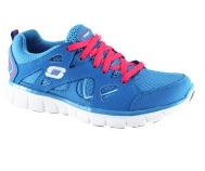 Skechers Sport Synergy Ultimatum Blue/Pink  Famous Rock Shop. 517 Hunter Street Newcastle, 2300 NSW. Australia.