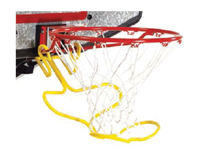 Spalding Basketball Hoop Return - Yellow