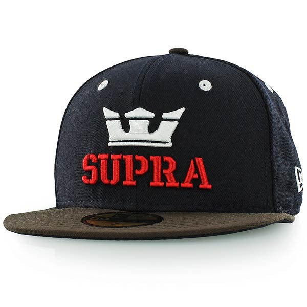 Supra Above New Era Navy Brown Famous Rock Shop Newcastle 2300 NSW Australia