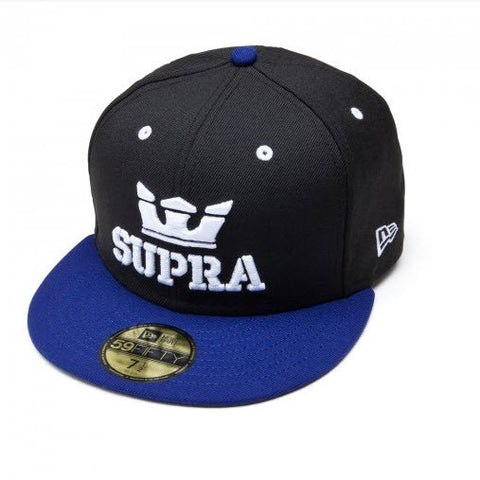 Supra Above New Era Black/ Royal Blue Famous Rock Shop Newcastle 2300 NSW Australia