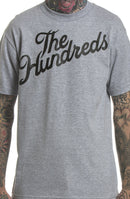 The Hundreds Forever Slant Athletic Heather T-Shirt