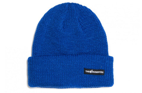 The Hundreds Crisp Blue Beanie