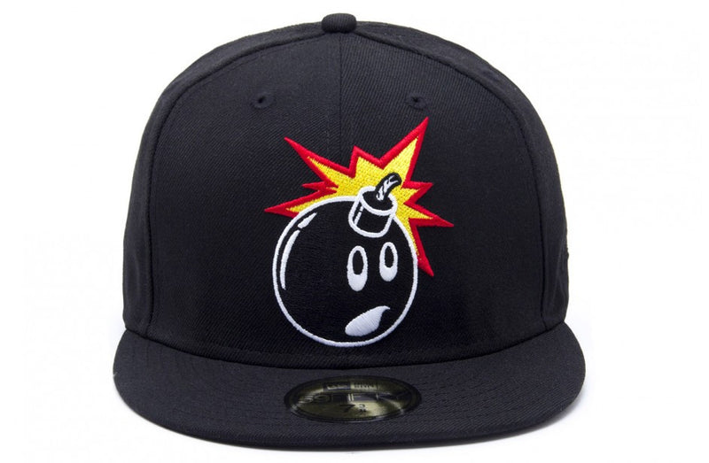 The Hundreds New Era 59 Fifty Black Adam