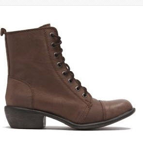 Roc Territory Brown Oily Territory is the ROC Classic. The all-time festival boots. Leather Upper Leather Lining  Women's USA sizing Famous Rock Shop Newcastle NSW Australia Boots