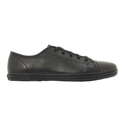 Roc Veto Black Leather Shoe