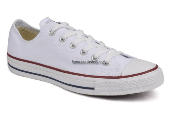 Converse Ox Optical White Canvas M17652C Famous Rock Shop Newcastle 2300 NSW Australia