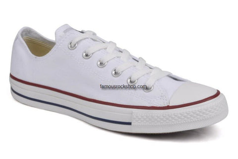 Converse Ox Optical White Canvas