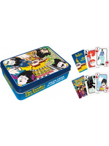 The Beatles Yellow Submarine Special Edition Playing Card Set