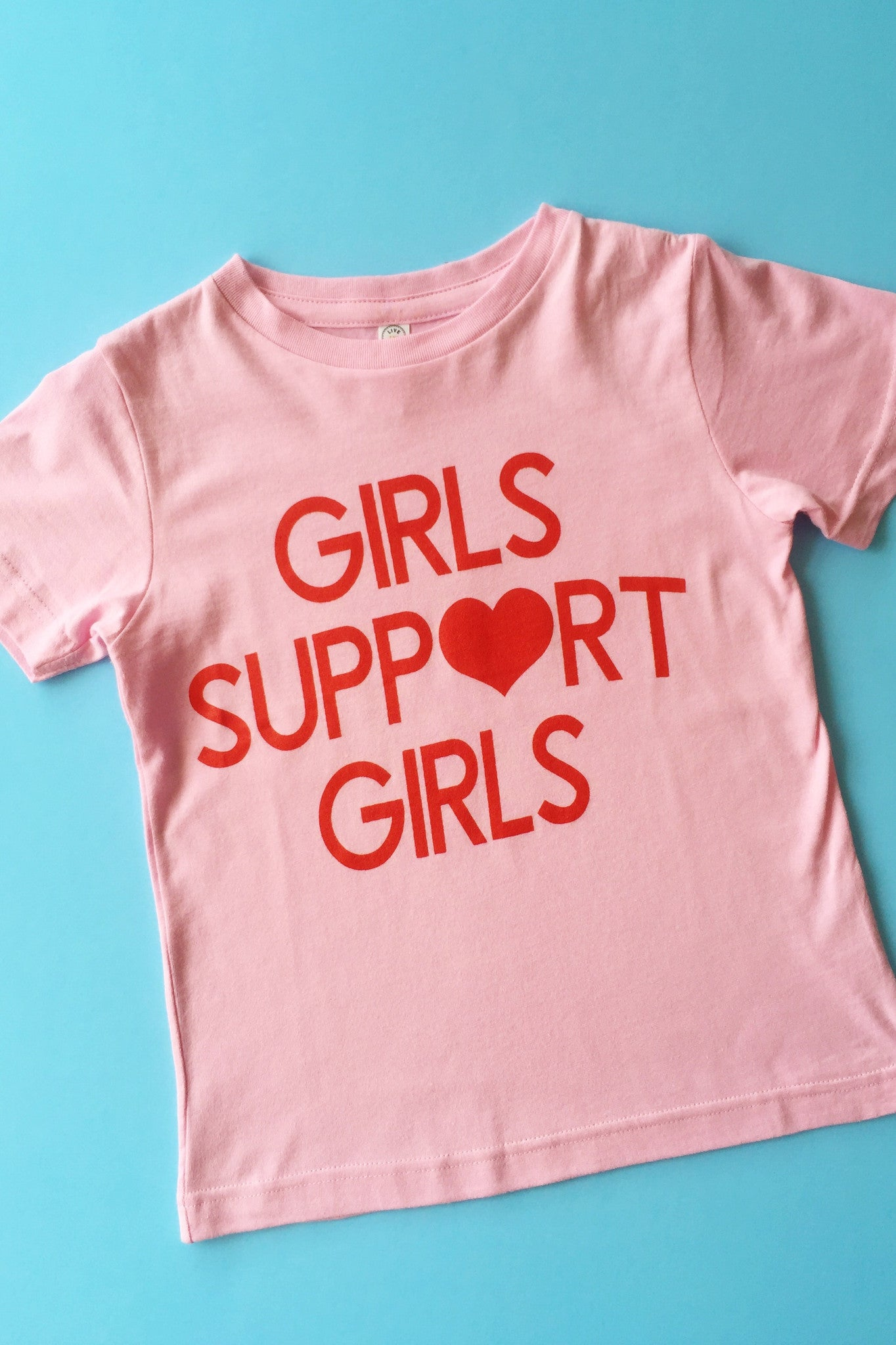 Girls Support Girls Tee - Youth