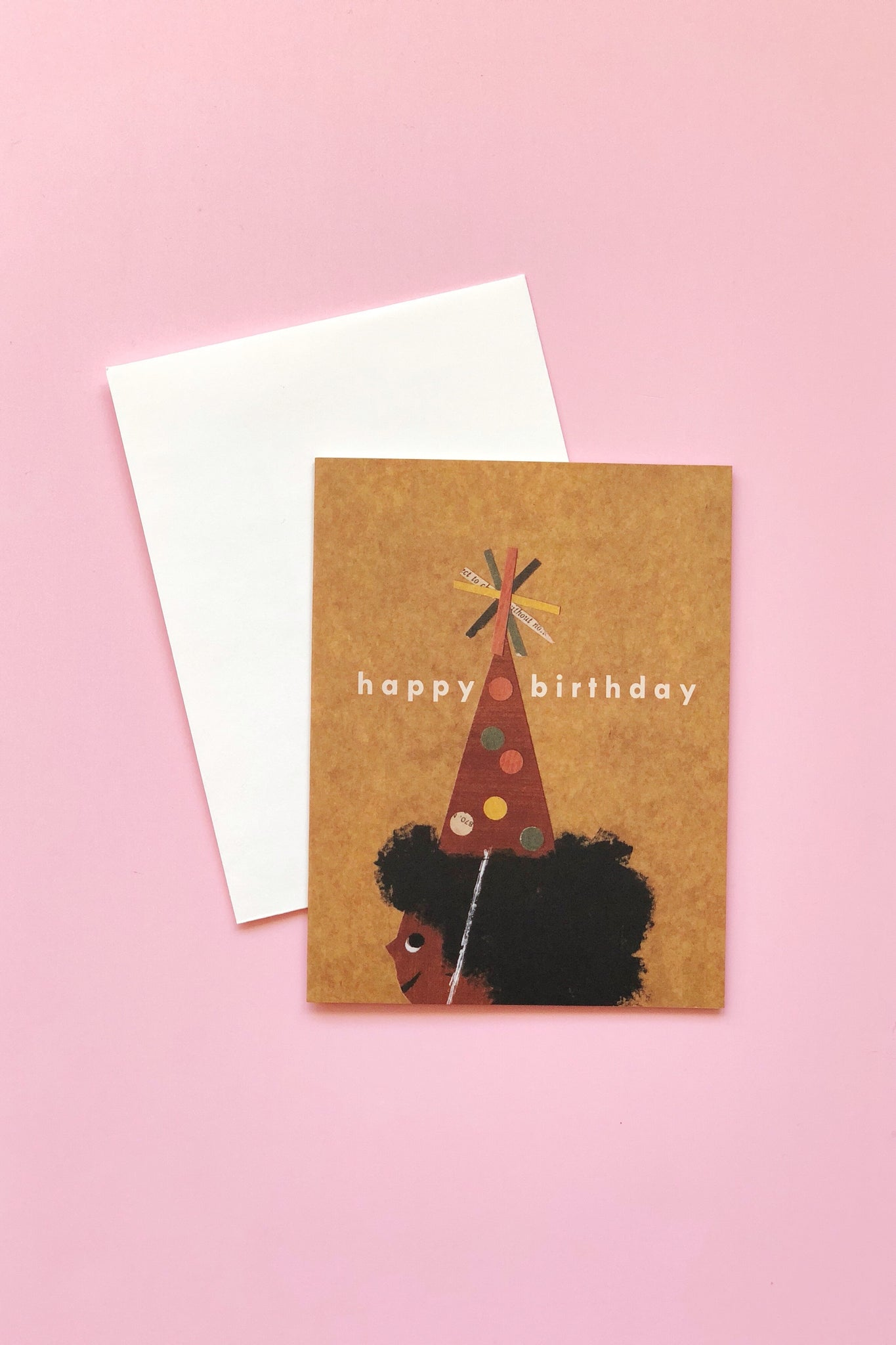 Party Hat Birthday Card Cards Red Cap Cards - Hello Holiday