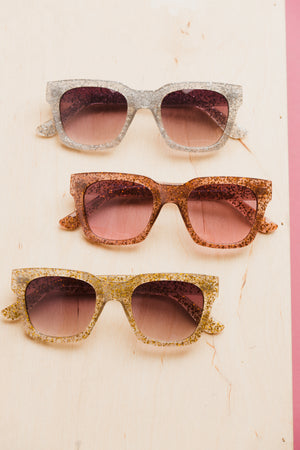 Glitter Sunglasses