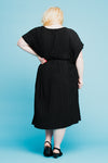 Tanzy Dress in Black