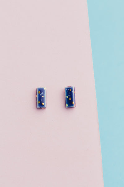 Mini Bar Earrings