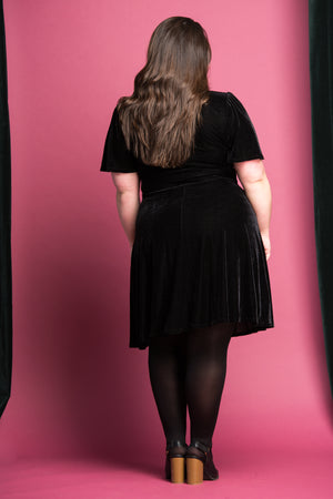 December Dress in Black