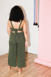 Ruthie Jumpsuit in Green