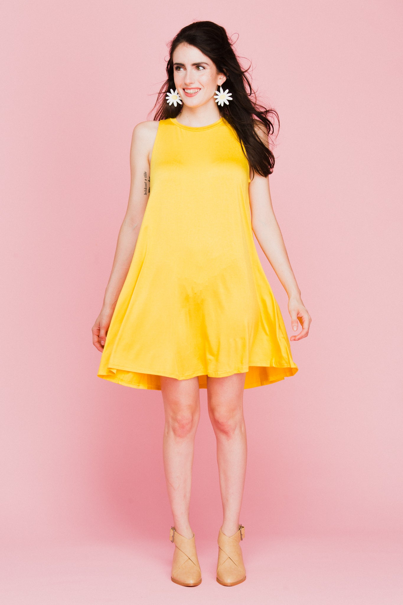 Dandelion Swing Dress
