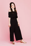 Gabby Jumpsuit in Black