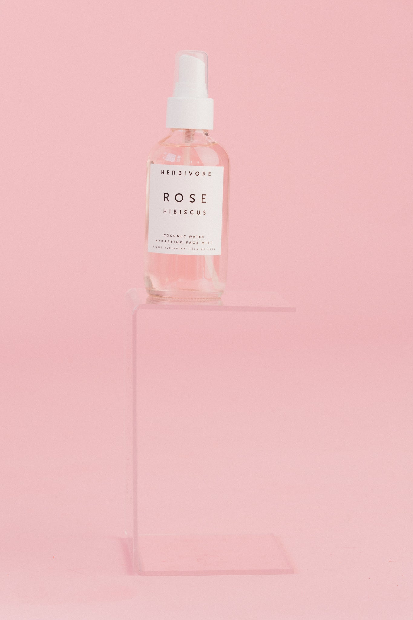Rose Hibiscus Hydrating Face Mist Hello Holiday