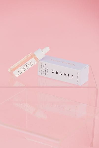 Mini Orchid Facial Oil