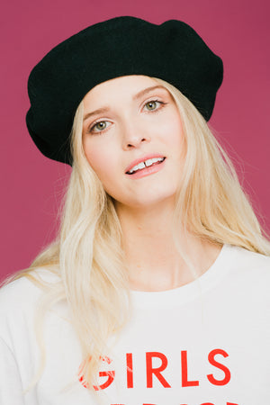 Paris Beret Hats Hello Holiday - Hello Holiday
