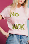 No New KKK Tee T-Shirts Hello Holiday - Hello Holiday