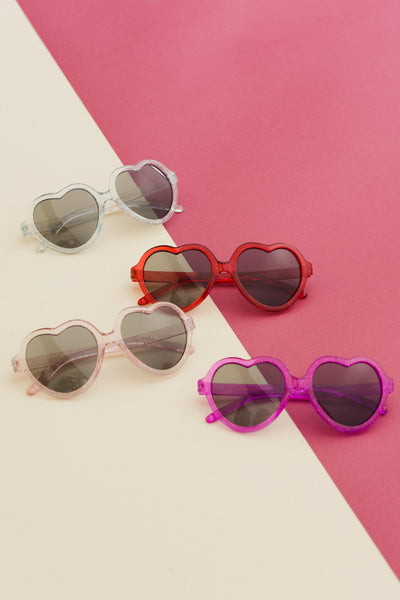 Youth Heart Sunnies