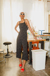 Ruthie Jumpsuit in Black