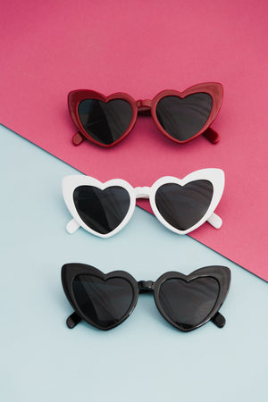 Heart Eye Glasses Accessories Hello Holiday - Hello Holiday