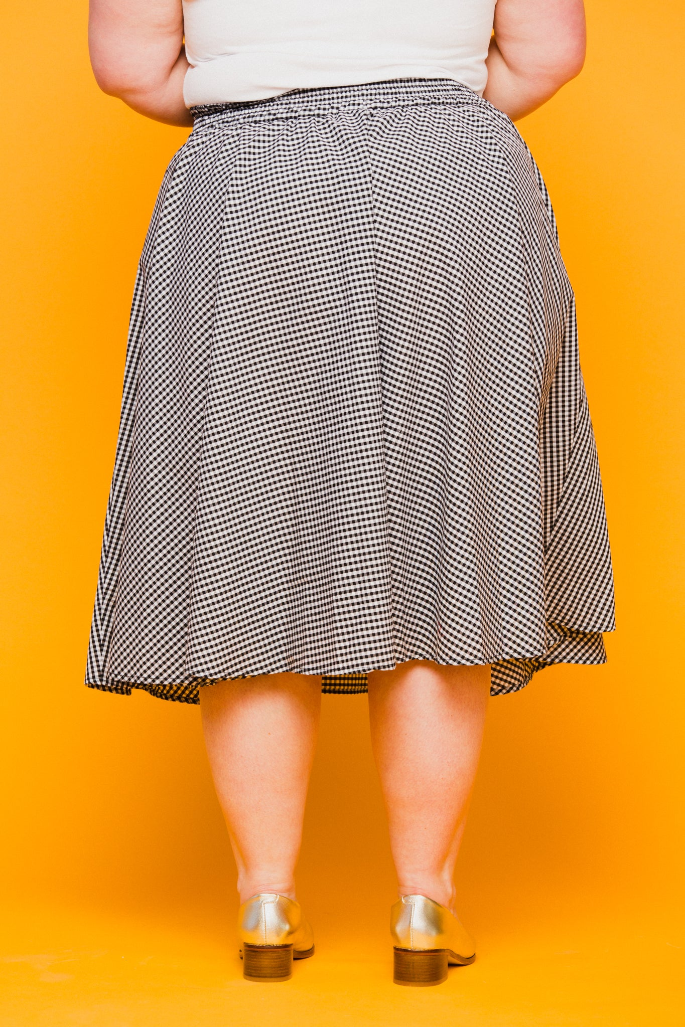 Lorelei Skirt in Black