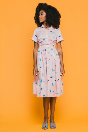 Kai Dress Dresses Heinui - Hello Holiday