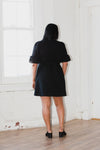 Angela Dress in Black