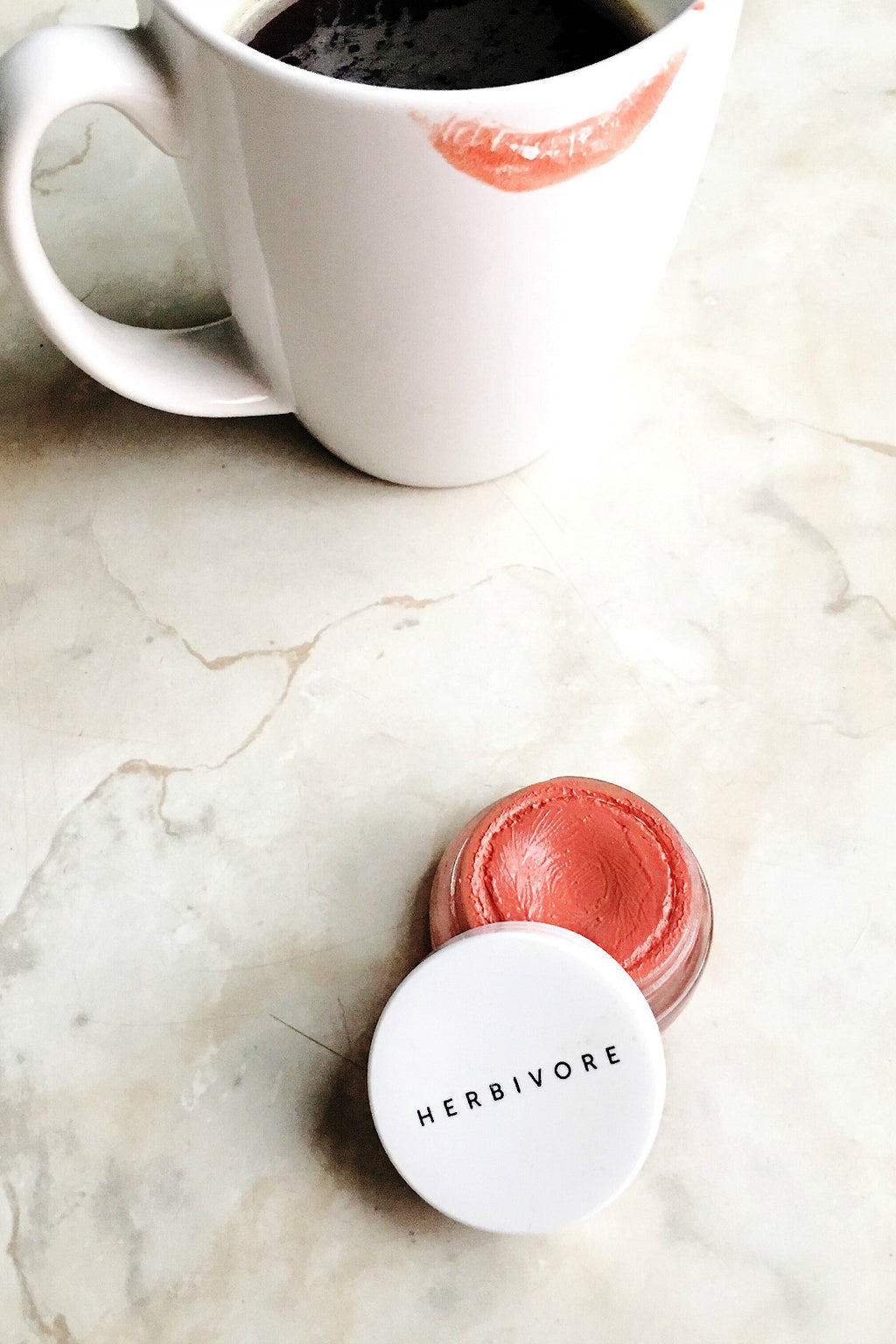 Coco Rose Lip Tint Body Herbivore Botanicals - Hello Holiday