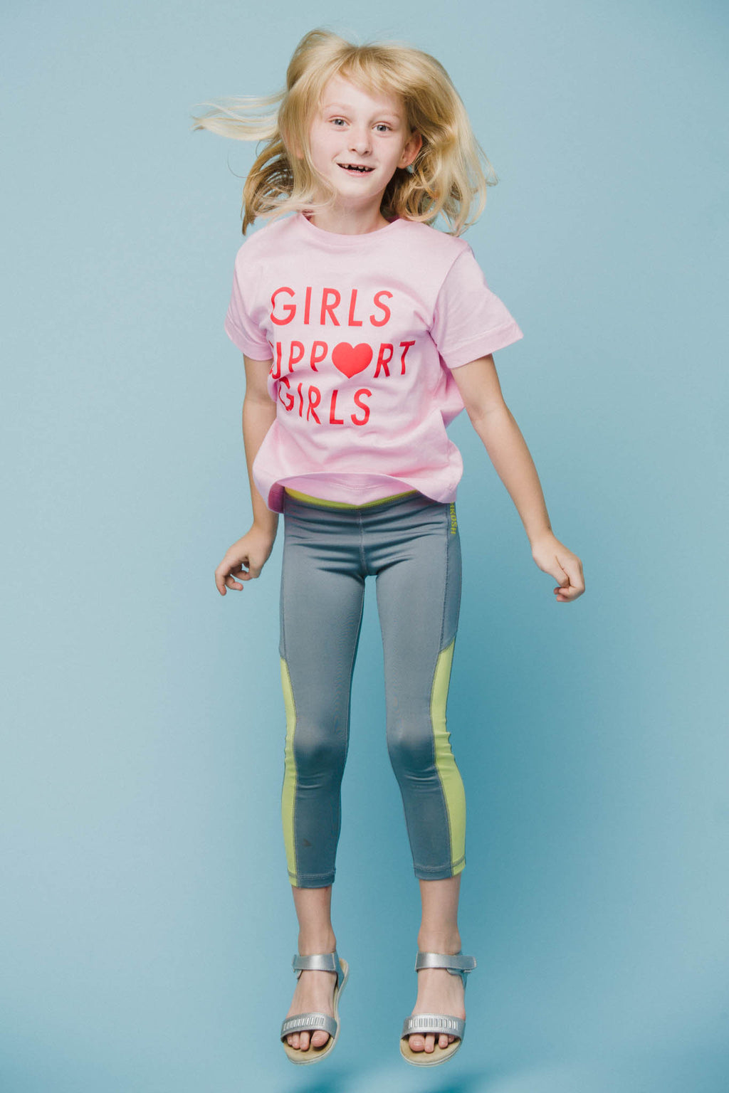 Girls Support Girls Tee - Youth T-Shirts Daisy Natives - Hello Holiday