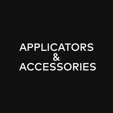 Applicators and Accessories