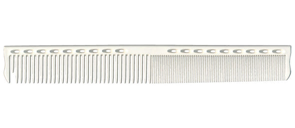 YS Park Precise Cutting Comb White