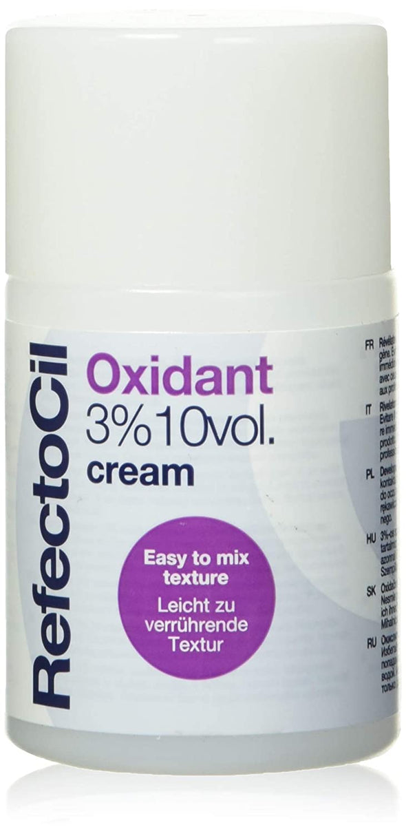 Refectocil Oxidant 3% 10 Volume Cream Developer (100 ml.)