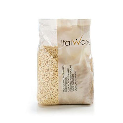 ItalWax White Chocolate Beads 1000G