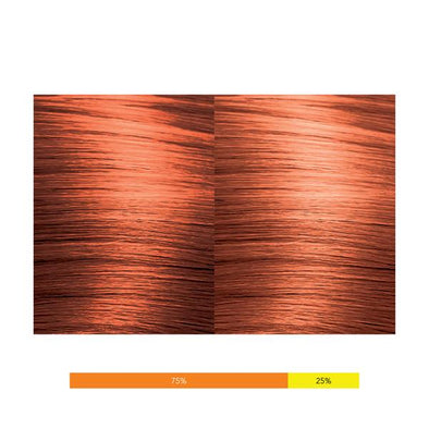 Calura Gloss Copper Gold