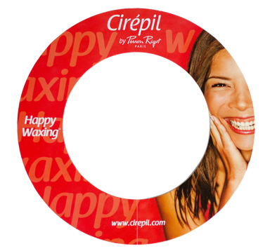 Cirepil Wax Ring Collars: 50pk