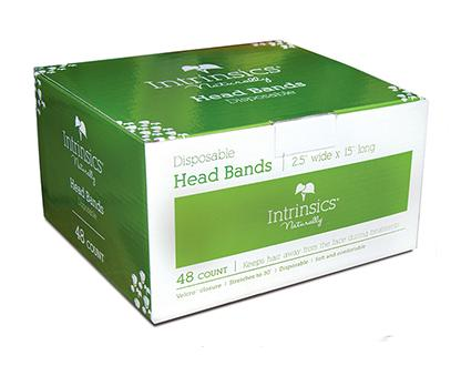 Intrinsics Disposable Head Bands